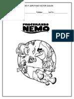 Livro de Atividades- Procurando Nemo