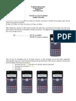 Uso Calculadora