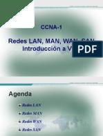 Ccna 1 Redes Lan Man Wan San