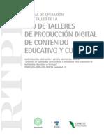 Red de talleres de producción digital