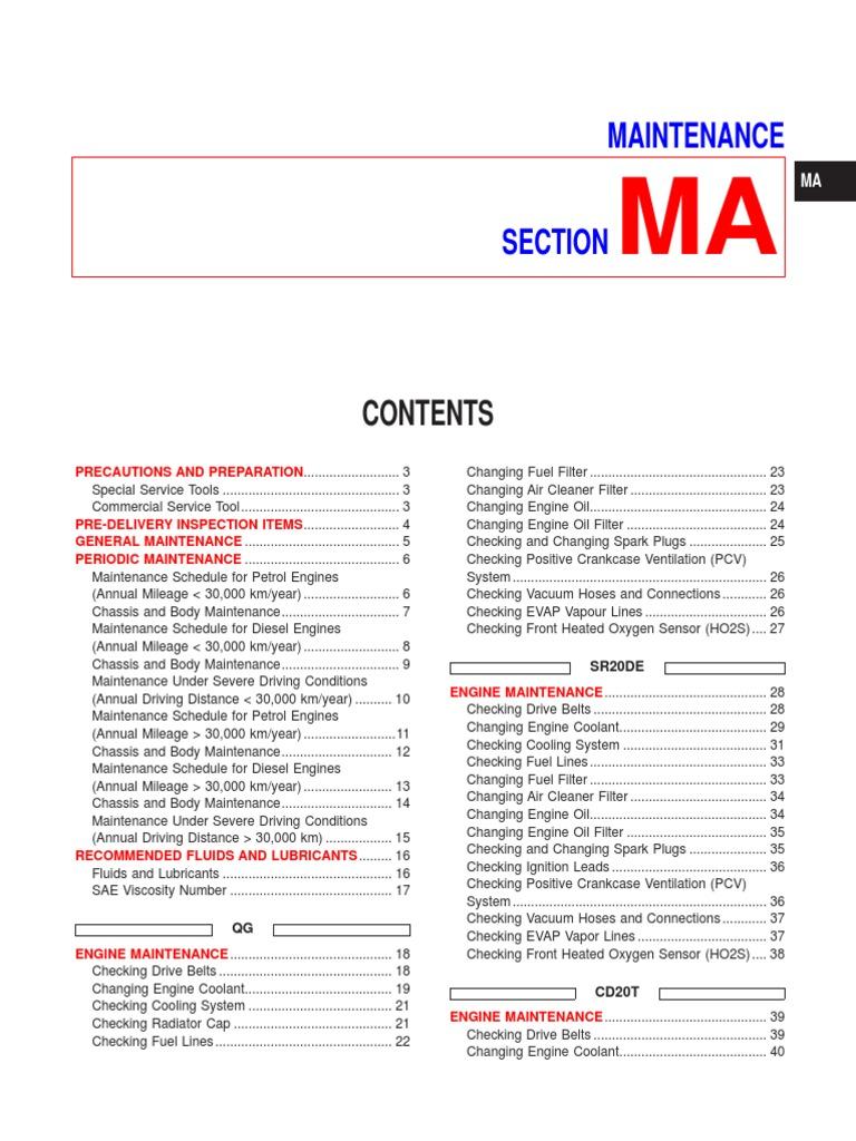 Mazda 3 Service Manual: Timing Chain RemovalInstallation Mzr 2.0, Mzr 2.5