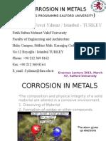 Corrosion - Salford 1