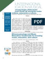 PATRICIA CAMPBELL- Etnomusicologia y Educacion Musical