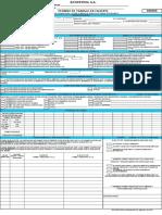 Formato de Permiso de Trabajo en Caliente (1)