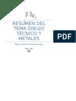 DT y Metales
