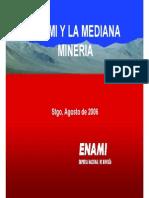 Presentaciones Enami
