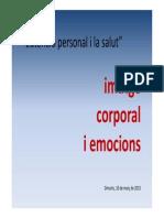 L'Atenció Personal i La Salut
