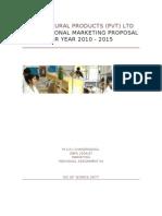 Assignment Marketing - DBFA 2009-37 Latest