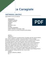Ion Luca Caragiale-Hatmanul Baltag 07