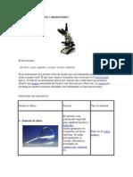 10 Instrumentos de Laboratorio