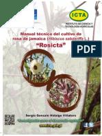 Manual Rosa 2013