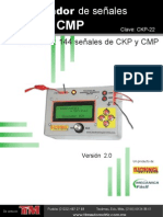 Probador CMP y CKP