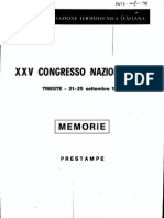 XXV Congresso Nazionale ATI (Associazione Termotecnica Italiana)