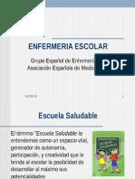 ENFERMERIA ESCOLAR Presentacion Colegios