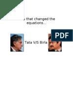 Tata vs Birla - Case_ a Report