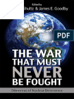The War That Must Never Be Fought - Ch. 11–12, Edited by George P. Shultz and James E. Goodby