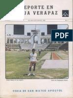 Deporte en Baja Verapaz 1984 No. 1.PDF