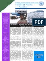 UN-HABITAT Islamabad Newsletter Feb 2008