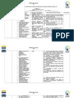 Planificación Anual Lenguaje 2015