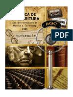 Agustín García Calvo, Acerca de la escritura