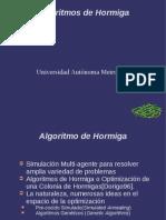 Ant Algorithm(1)