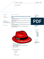 Oracle Install Linux
