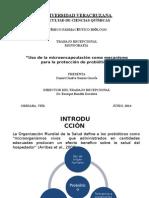 Monografia Microencapsulación
