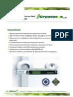 CryptosecLan | Servidor criptográfico