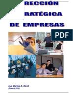 Dirección estrategica de empresas
