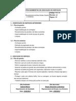Pes 39 - Execução de Revestimento de Piso Interno de Área Umida- Granito e Cerâmica - Revisão 03