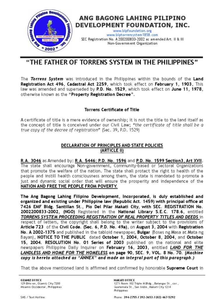 Hermosa Torrens Certificate Composición - Cómo conseguir mi ...