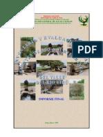 Inventario y Evaluación de Las Fuentes de Agua Sub