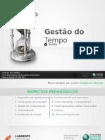 Gestão do Tempo -REV em dezembro 2013.ppsx