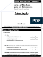 TMPC - Introduao