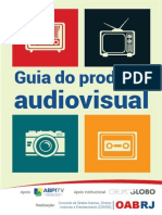 Guia Do Produtor Audiovisual 2015
