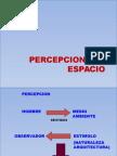 Percepción Del Espacio 2014