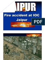 Fire Accident at Jaipur