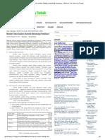 Memilih Teknis Analisis Statistik (Metodologi Penelitian) ~ Informasi, Tips, dan Cara Terbaik