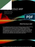 Protocolo Arp