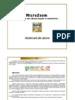 Microzoom Mat. Apoio