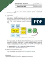 GYM.sgp.PG.15 - Presupuesto Meta