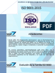 ISO 9001 2015 Analisis Rapido