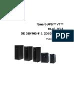 Manual Del UPS APC Traducido Al Español
