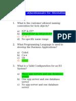Basis Questionnaire V2