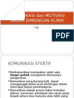 Komunikasi Dan Motivasi