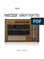 Izotope Nectar Elements Help