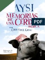 Daysi. Memorias de Una Cerda Ib - Cristina Grau