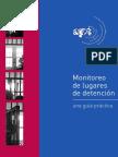 Monitoreo de Lugares de Detencion