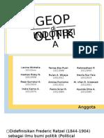 Presentasi Geopolitik