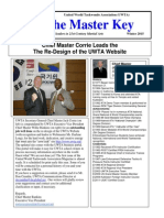 UWTA Newsletter Winter 2015